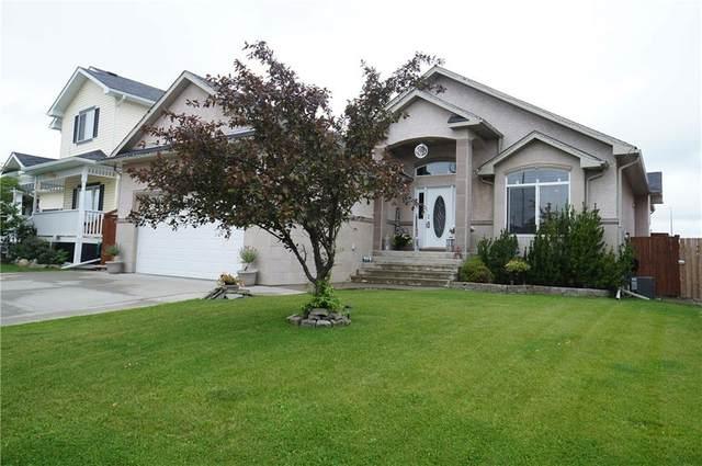 141 Willowridge Manor N, Black Diamond, AB T0L 0H0 (#C4291351) :: Calgary Homefinders