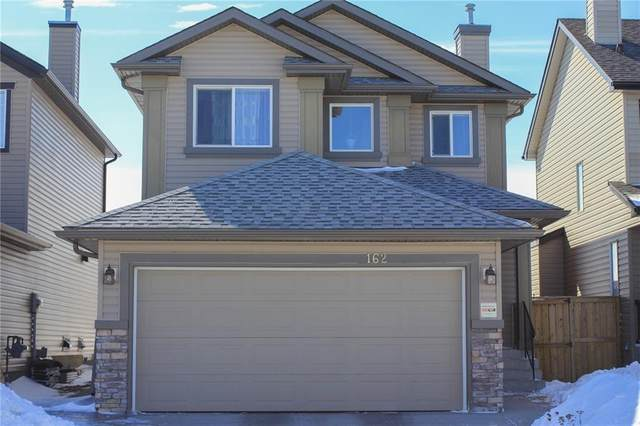 162 Saddlecrest Close NE, Calgary, AB T3J 5B6 (#C4291356) :: The Cliff Stevenson Group