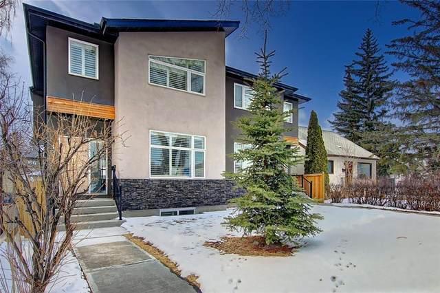 127 34 Street NW, Calgary, AB T2S 0S7 (#C4291357) :: The Cliff Stevenson Group