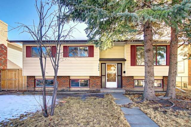 2646 38 Street NE, Calgary, AB T1Y 3K1 (#C4291362) :: The Cliff Stevenson Group
