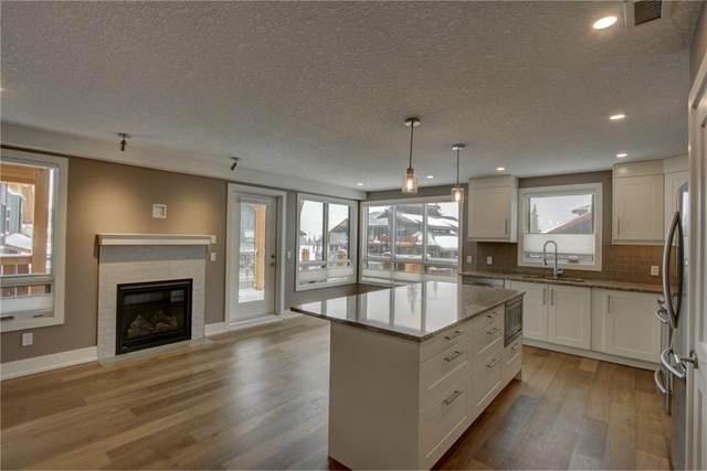 3000E Stewart Creek Drive #204, Canmore, AB T1W 0G5 (#C4291379) :: The Cliff Stevenson Group