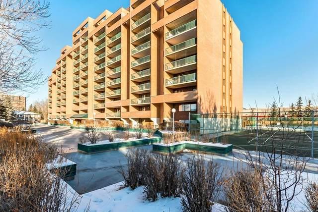 5204 Dalton Drive NW #209, Calgary, AB T3A 3H1 (#C4291398) :: The Cliff Stevenson Group