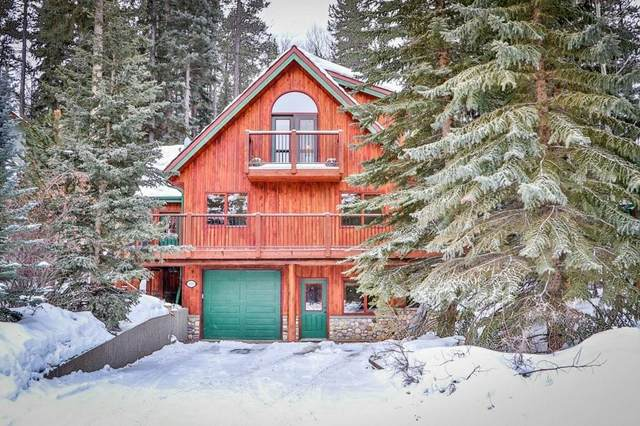 159 Mcneill, Canmore, AB T1W 2R9 (#C4291409) :: Canmore & Banff