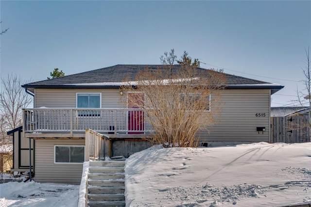6515 34 Avenue NW, Calgary, AB T3B 1M9 (#C4291433) :: The Cliff Stevenson Group