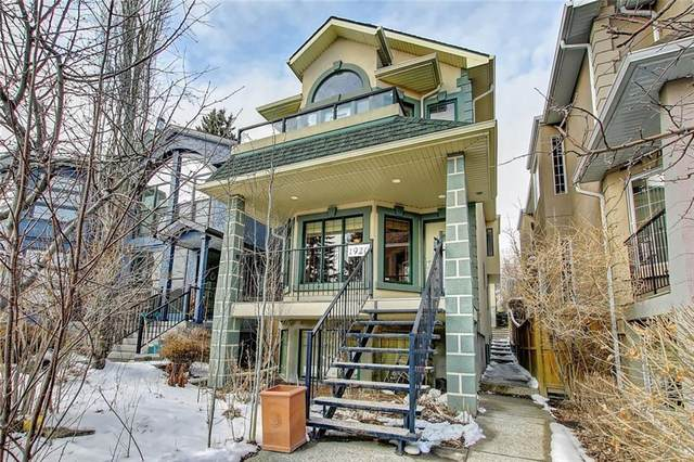 1920 30 Avenue SW, Calgary, AB T2T 1P9 (#C4291435) :: The Cliff Stevenson Group