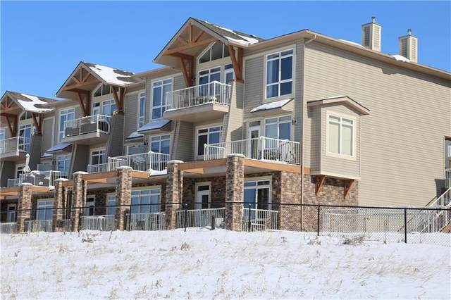 169 Rockyledge View NW #8, Calgary, AB T3G 6B1 (#C4291448) :: The Cliff Stevenson Group