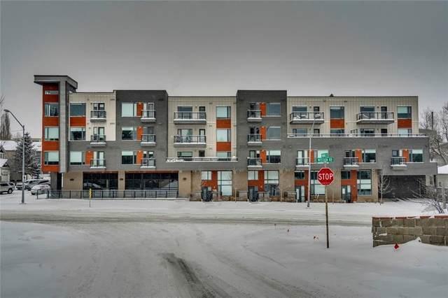 93 34 Avenue SW #309, Calgary, AB T2S 3H4 (#C4291459) :: The Cliff Stevenson Group