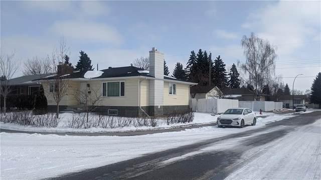 3 Maidstone Place NE, Calgary, AB T2A 4B2 (#C4291477) :: The Cliff Stevenson Group