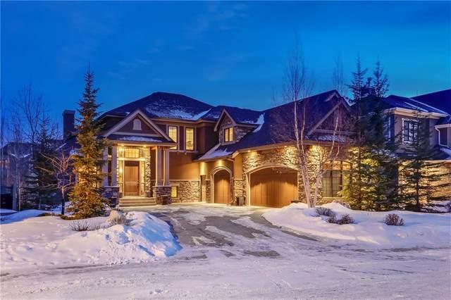 66 Wentworth Terrace SW, Calgary, AB T3H 0C9 (#C4291513) :: The Cliff Stevenson Group