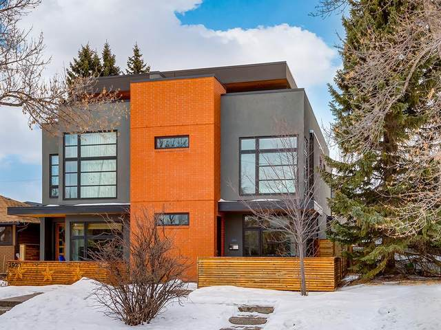 1925 47 Avenue SW, Calgary, AB T2T 2S5 (#C4291515) :: The Cliff Stevenson Group