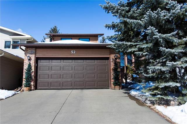 52 Edforth Crescent NW, Calgary, AB T3A 3X8 (#C4291517) :: The Cliff Stevenson Group