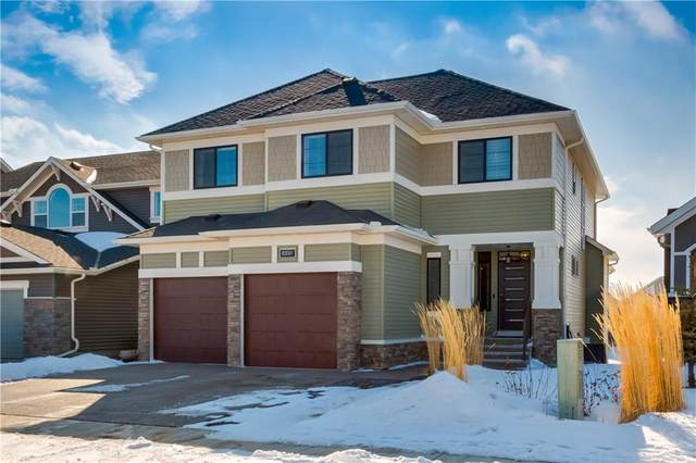 2233 Bayside Road SW, Airdrie, AB T4B 3W6 (#C4291523) :: The Cliff Stevenson Group