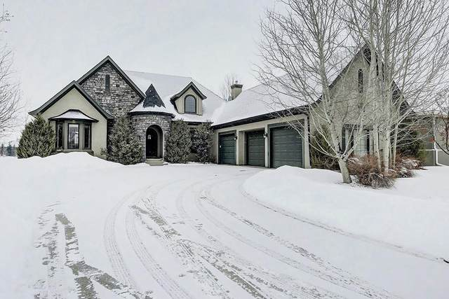 123 Whispering Woods Terrace, Rural Rocky View County, AB T3Z 3C7 (#C4291524) :: The Cliff Stevenson Group