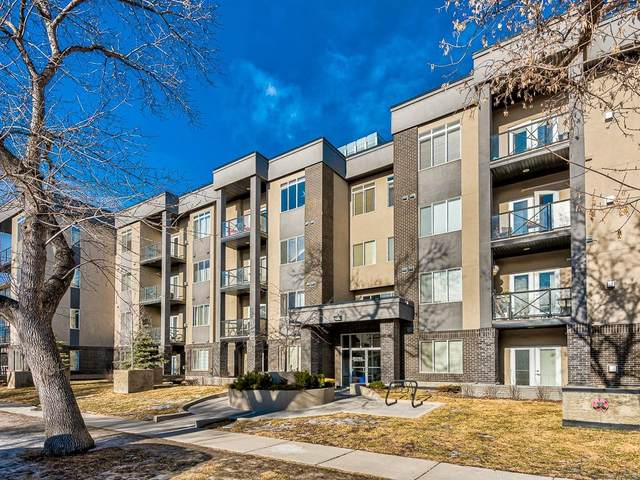 910 18 Avenue SW #310, Calgary, AB T2T 0H1 (#C4291542) :: The Cliff Stevenson Group