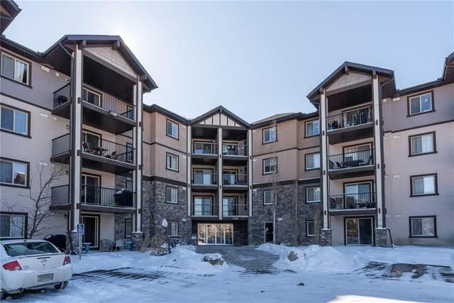 60 Panatella Street NW #2318, Calgary, AB T3K 0M2 (#C4291548) :: The Cliff Stevenson Group