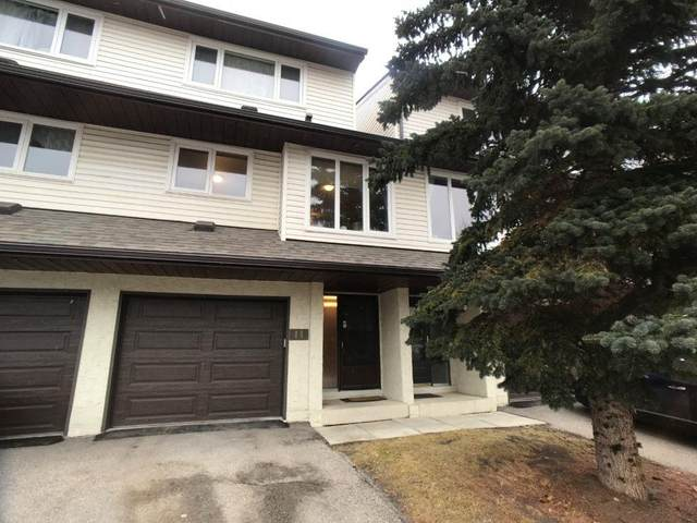 1012 Ranchlands Boulevard NW #44, Calgary, AB T3G 1Y1 (#C4291555) :: The Cliff Stevenson Group
