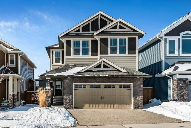 217 Mountainview Drive, Okotoks, AB T1S 0L6 (#C4291556) :: The Cliff Stevenson Group