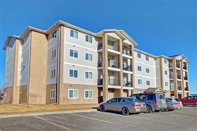 300 Edwards Way NW #208, Airdrie, AB T4B 3B4 (#C4291560) :: The Cliff Stevenson Group