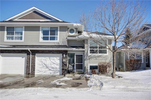 55 Fairways Drive NW #106, Airdrie, AB T4B 2T5 (#C4291570) :: Redline Real Estate Group Inc