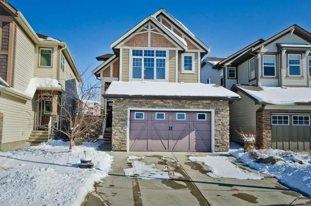 32 Skyview Springs Garden(S) NE, Calgary, AB T3N 0B1 (#C4291581) :: The Cliff Stevenson Group