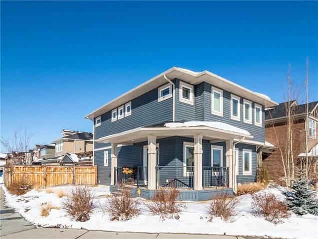 414 Silverado Way SW, Calgary, AB T2X 0R4 (#C4291608) :: The Cliff Stevenson Group