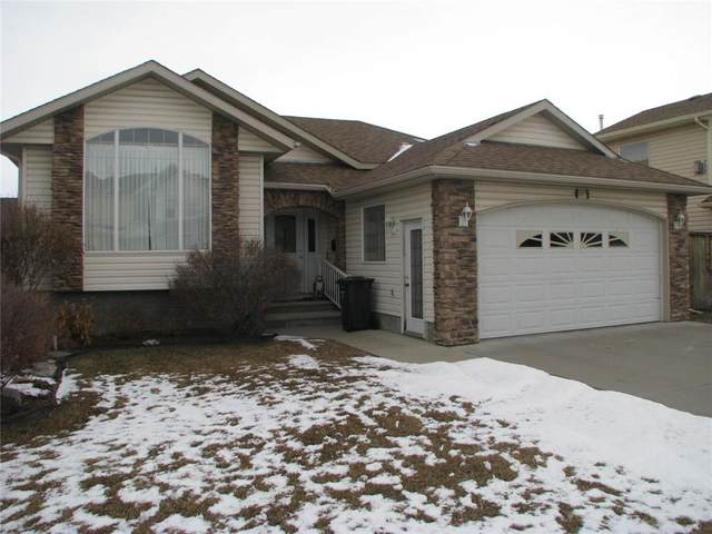 1512 High Country Drive NW, High River, AB T1V 1Y9 (#C4291617) :: The Cliff Stevenson Group