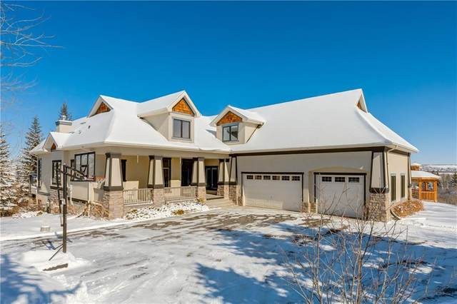 15 Wolfwillow Way, Rural Rocky View County, AB T3Z 1A7 (#C4291656) :: The Cliff Stevenson Group