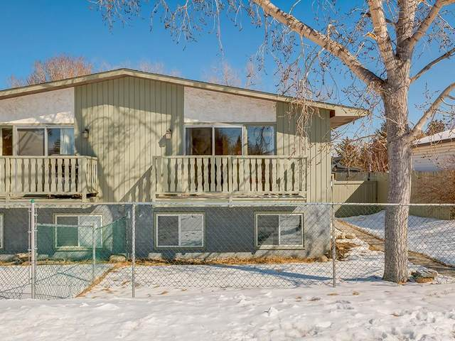 4522 70 Street NW, Calgary, AB T3B 2K6 (#C4291662) :: The Cliff Stevenson Group