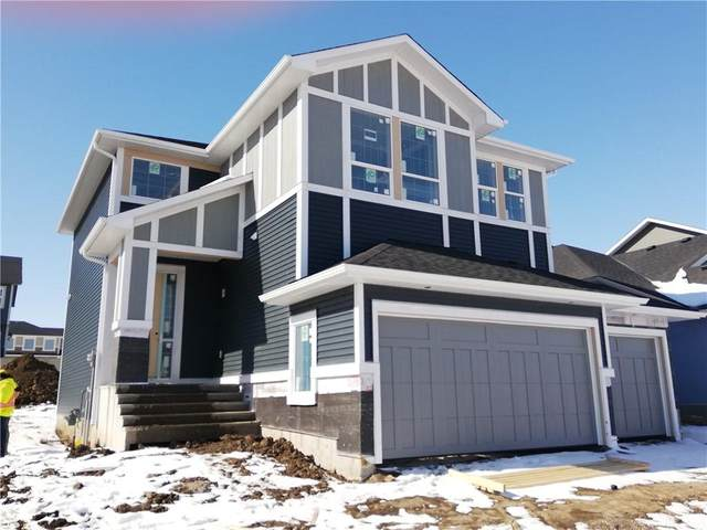 705 Marina Drive, Chestermere, AB T1X 0Y3 (#C4291664) :: The Cliff Stevenson Group