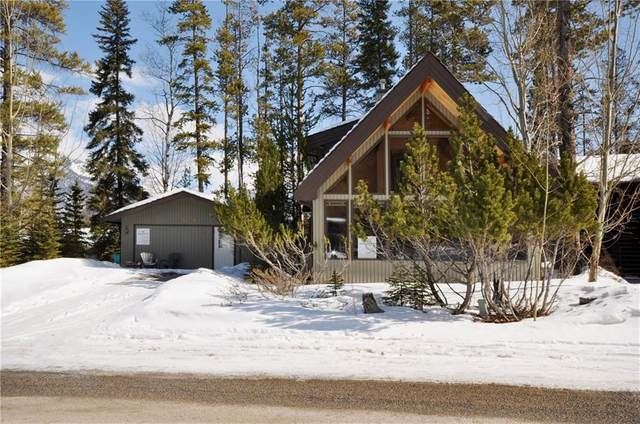 1020 Rundleview Drive, Canmore, AB T1W 2P2 (#C4291677) :: The Cliff Stevenson Group