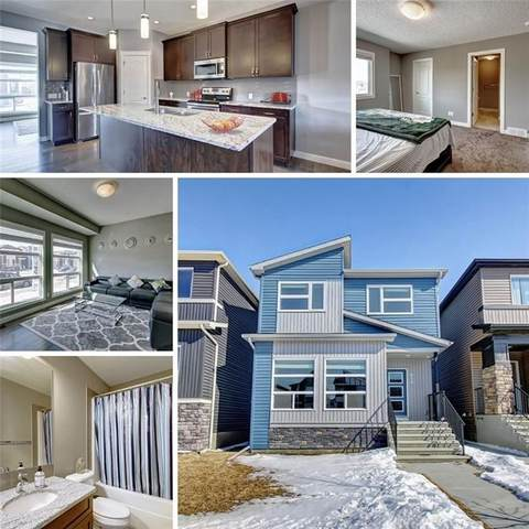 1028 Cornerstone Street NE, Calgary, AB T3N 1B9 (#C4291717) :: The Cliff Stevenson Group