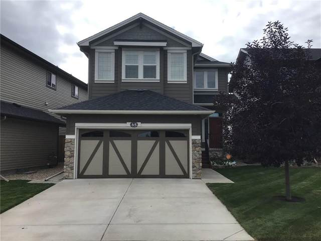 45 Williamstown Green NW, Airdrie, AB T4B 0T1 (#C4291734) :: The Cliff Stevenson Group