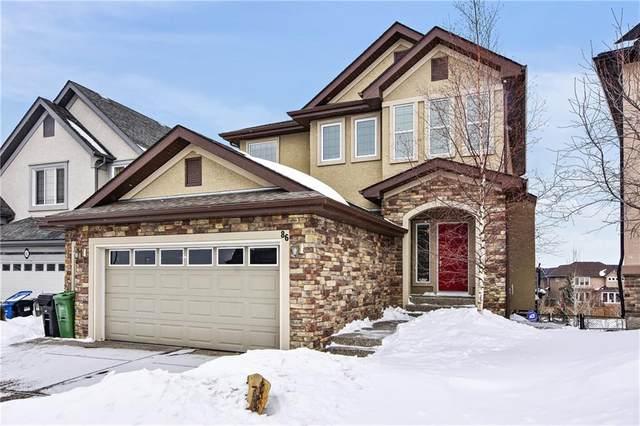 86 Cranridge Terrace SE, Calgary, AB T3M 0J1 (#C4291750) :: The Cliff Stevenson Group
