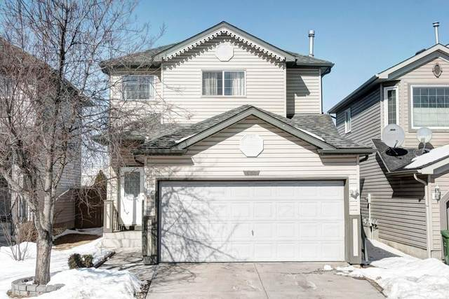 137 Citadel Bluff Close NW, Calgary, AB T3G 5E3 (#C4291764) :: The Cliff Stevenson Group