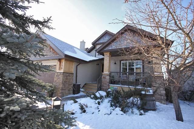 158 Hidden Creek Heights NW, Calgary, AB T3A 6K9 (#C4291775) :: The Cliff Stevenson Group
