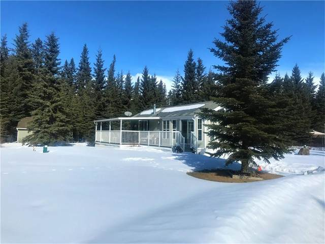 111 Coyote Creek, Rural Mountain View County, AB T0M 1X0 (#C4291784) :: The Cliff Stevenson Group