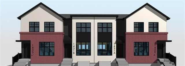 1429 10 Avenue SE, Calgary, AB T2G 0X1 (#C4291790) :: The Cliff Stevenson Group
