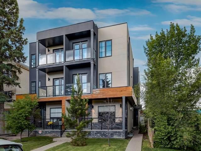 1913 33 Street SW #1, Calgary, AB T3E 2S6 (#C4291793) :: Calgary Homefinders