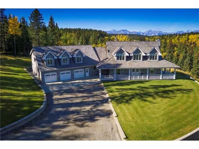 64136 Baymar Road, Rural Bighorn M.D., AB T4C 1A0 (#C4291810) :: Canmore & Banff