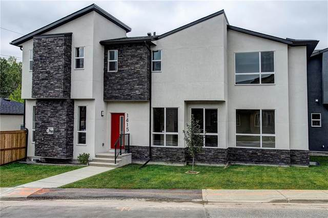 1415 Montgomery Road NW, Calgary, AB T3B 0L5 (#C4291838) :: The Cliff Stevenson Group