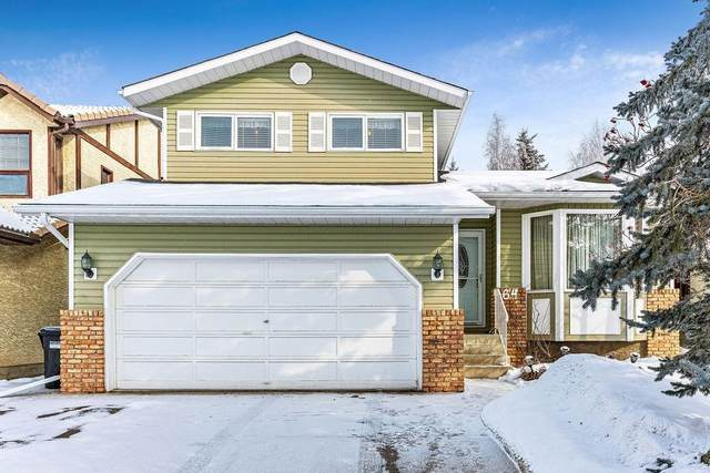 64 Edforth Crescent NW, Calgary, AB T3A 3X4 (#C4291839) :: The Cliff Stevenson Group