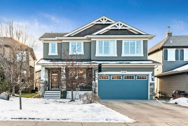 978 Coopers Drive SW, Airdrie, AB T4B 2Z4 (#C4291848) :: The Cliff Stevenson Group