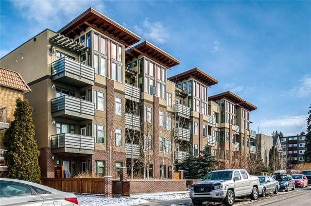1720 10 Street SW #311, Calgary, AB T2T 3E8 (#C4291881) :: The Cliff Stevenson Group