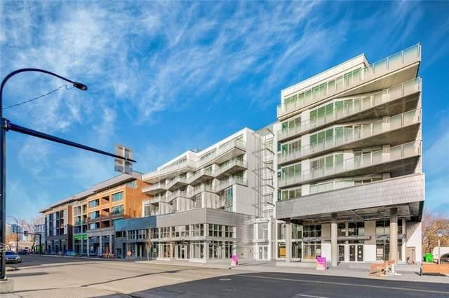 1020 9 Avenue SE #504, Calgary, AB T2G 0S7 (#C4291923) :: The Cliff Stevenson Group