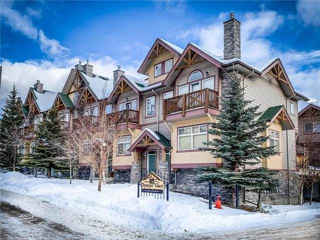 85 Dyrgas Gate #605, Canmore, AB T1W 3L1 (#C4291927) :: The Cliff Stevenson Group