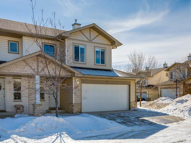 77 Citadel Meadow Garden(S) NW, Calgary, AB T3G 5N4 (#C4291933) :: The Cliff Stevenson Group