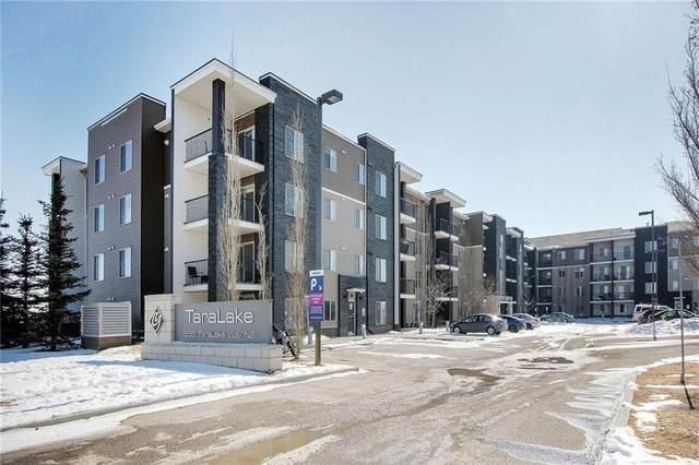 355 Taralake Way NE #413, Calgary, AB T3J 0M1 (#C4291966) :: The Cliff Stevenson Group