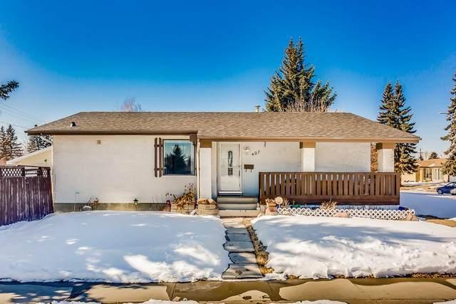 407 Malvern Close NE, Calgary, AB T2A 4W6 (#C4291979) :: Calgary Homefinders