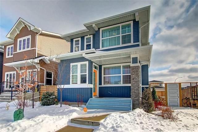 73 Redstone Villa(S) NE, Calgary, AB T3N 0M4 (#C4291991) :: The Cliff Stevenson Group