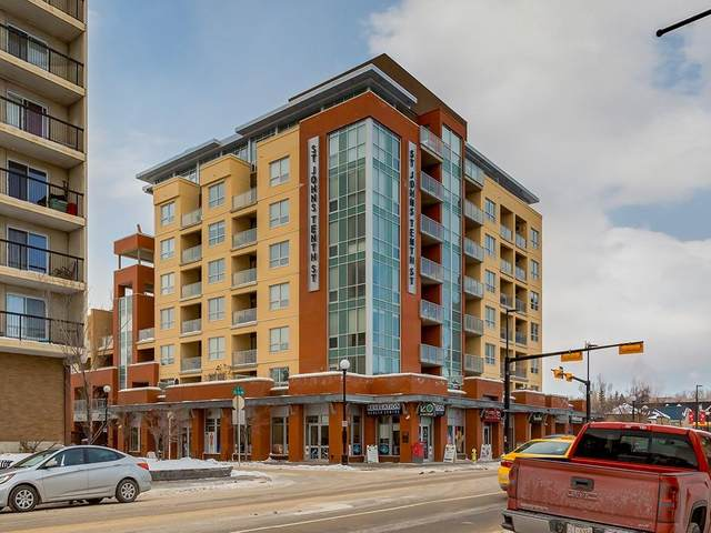 1110 3 Avenue NW #217, Calgary, AB T2N 1W1 (#C4292003) :: The Cliff Stevenson Group
